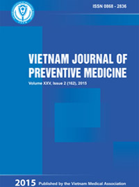 Vietnam journal of preventive medicine